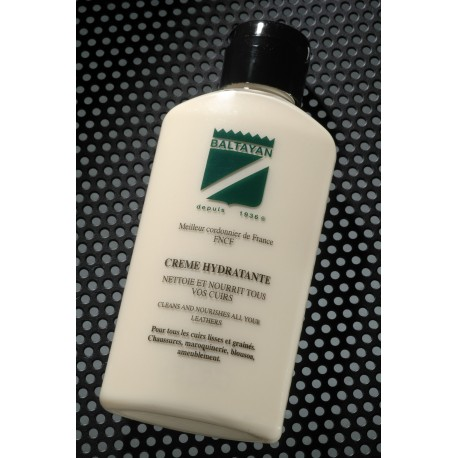 The Baltayan moisturizer